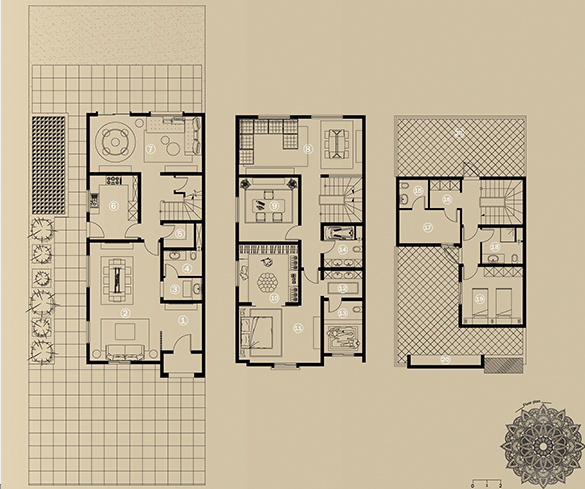 Architect and interior design